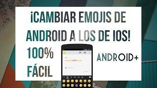 getlinkyoutube.com-Cambiar emojis de Android a los de IOS | Android+