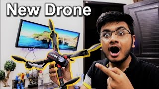 My First Drone Import From China | JJRC h11wh -Hindi Urdu