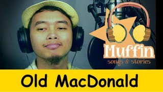 Old MacDonald Had A Farm | Family Sing Along - Muffin Songs