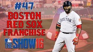 getlinkyoutube.com-Finishing Up The Season! | MLB The Show 16 - The Farewell Tour: Boston Red Sox Franchise