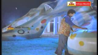 getlinkyoutube.com-AA OKKATI ADAKKU Telugu Movie Song - PAVURAM PAVURAMA - Rajendra Prasad,Rambha