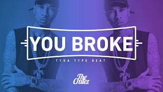 "getlinkyoutube.com-||SOLD|| Tyga x YG Type Beat ""You Broke"" - Hip Hop Instrumental 2015 (Prod. The Cratez)"