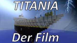 getlinkyoutube.com-Minecraft - TITANIA - Der Film [German]