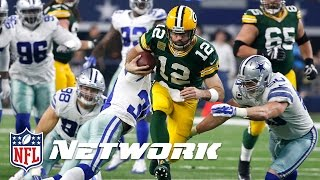getlinkyoutube.com-Packers vs. Cowboys | Highlights with LT and Deion | Gameday Prime