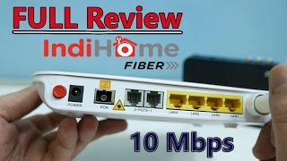 getlinkyoutube.com-FULL Review Indihome 10 Mbps + TV Chanelnya