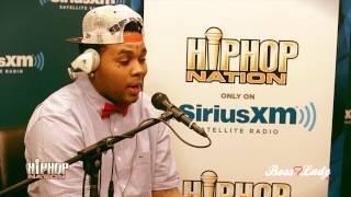 """getlinkyoutube.com-Kevin Gates """"On Da Spot"""" Freestyle For Hip Hop Nation"""
