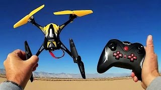 l6052 quadcopter drone, lots of fun