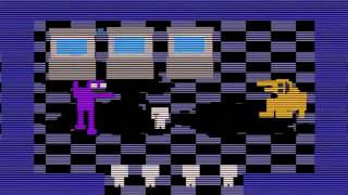 getlinkyoutube.com-La muerte del Hombre morado fnaf 3. Minigame