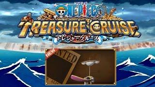 getlinkyoutube.com-One Piece Treasure Cruise: Ace 0 Stamina Training Island Walkthrough