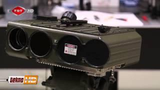 getlinkyoutube.com-Aselsan | ENGEREK Lazer Mesafe Ölçme Cihazı - Laser Target Designator / Locator