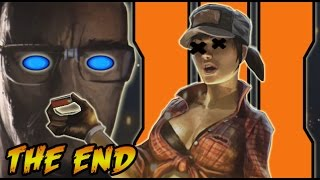 getlinkyoutube.com-Call of Duty Zombies ENDING!? Maxis VS Richtofen & Characters Dead! Black Ops 3 Zombies Storyline