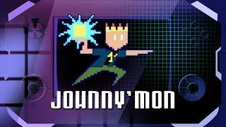 getlinkyoutube.com-Johnny Test | 3x4a | Johnny'mon _ Full HD