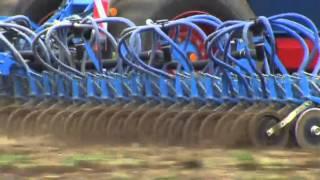 LEMKEN Application sequences - Big farm Hungary