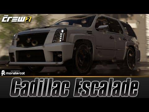 The Crew 2: Cadillac Escalade   FULLY UPGRADED   ARE SUVS ANY GOOD? (Part 1)