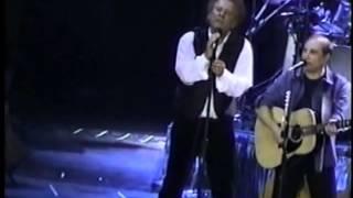 getlinkyoutube.com-Simon & Garfunkel - A Hazy Shade Of Winter - Live, 2003
