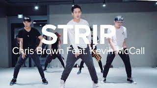 getlinkyoutube.com-Strip - Chris Brown feat. Kevin McCall / Eunho Kim Choreography
