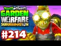 Plants vs. Zombies: Garden Warfare - Gameplay Walkthrough Part 214 - Royal Engineers! PC