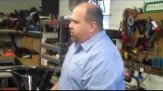 getlinkyoutube.com-S2000 Mugen Hard Top Headliner Install Part 1