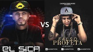 getlinkyoutube.com-Almighty vs El Sica | Tiradera Completa | 2015