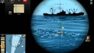 getlinkyoutube.com-Silent Hunter 5 - Hunting at African Shore