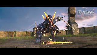 getlinkyoutube.com-Lost Saga Chinese Cinematic Game Trailer! 14 October 2015