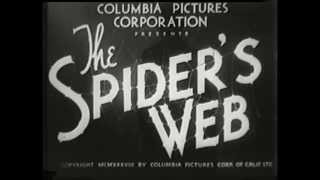 getlinkyoutube.com-The Spider's Web 1938 Cliffhanger Serial (Chapter 1 - Night of Terror)