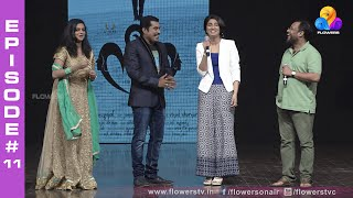 Comedy Super Nite With Lal Jose & Neena - May 4, 2015 HD Full Episode 11
