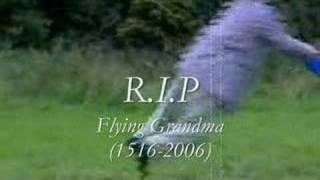 Flying Grandma width=