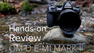 getlinkyoutube.com-Olympus OMD EM-1 Mark II Review | Northern Lights with the EM1 Mark II