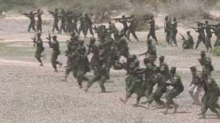 getlinkyoutube.com-Mafunzo ya jeshi, Somalia