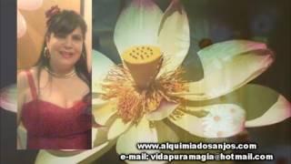 getlinkyoutube.com-Salmos poderosos que iluminam sua vida,Alquimia dos Anjos,Eliana Euffrásio,15-01-2017
