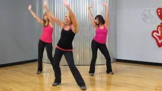 getlinkyoutube.com-Dance With Juli - Waka Waka - Shakira