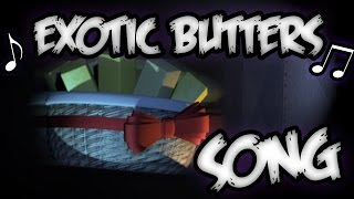 getlinkyoutube.com-[FNaF Song] Exotic Butters (I will give my life)