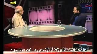 getlinkyoutube.com-Mostafa Zamani's Interview in Haft Program 1/7/2011 with Arabic Translation