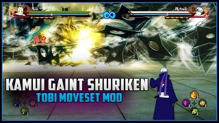 getlinkyoutube.com-KAMUI GAINT SHURIKEN | Naruto Shippuden Ultimate Ninja Storm 4 Mods