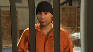 getlinkyoutube.com-BREAKING OUT OF JAIL AND STEALING BABIES! | GTA 5 Role Play Life