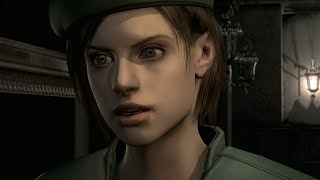 getlinkyoutube.com-Mod Showcase #42 - Resident Evil HD - Original 1996 Voice Acting by Bunny