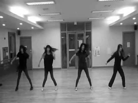 [FULL] 4MINUTE (포미닛) - Volume Up (볼륨업) Dance Cover By Glorious