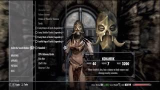 getlinkyoutube.com-Skyrim - Change Follower Companion Armor Clothes Gear