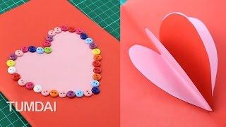 getlinkyoutube.com-การ์ดป๊อปอัพ วาเลนไทน์ รูปหัวใจ ส่งความรัก