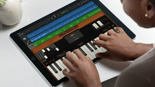 getlinkyoutube.com-iPad Pro and GarageBand