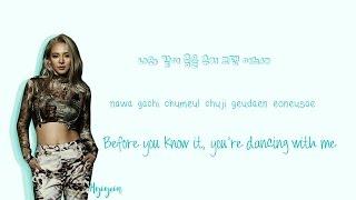 getlinkyoutube.com-HYOYEON (효연) Mystery Lyrics (Han|Rom|Eng) Color Coded