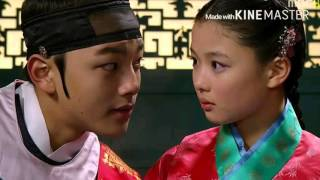 getlinkyoutube.com-تقرير عن الدراما الكورية القمر الذي يحتضن الشمس