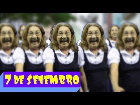 AULAS DA IRENE - DESFILE 7 DE SETEMBRO