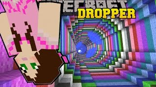 getlinkyoutube.com-Minecraft: RAINBOW SWIRL! - TALLCRAFT DROPPER - Custom Map [8]