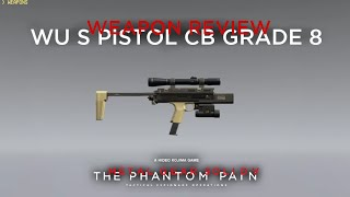 getlinkyoutube.com-MGSV: TPP - WU S Pistol CB Review (With Gameplay)