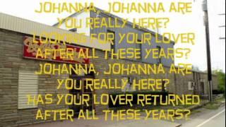 Johanna - Bobby Mackey  +  Lyrics width=