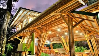 getlinkyoutube.com-Bamboo house ideas