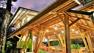 Bamboo house ideas