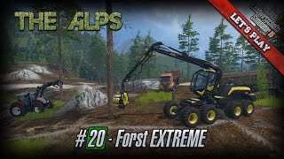 getlinkyoutube.com-Let's Play LS15 ★ The Alps 15 ★ #20 ★ Forst EXTREME